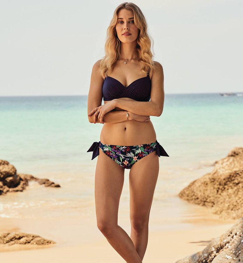 Anita Rosa faia Lynn Bottom bikini alsó