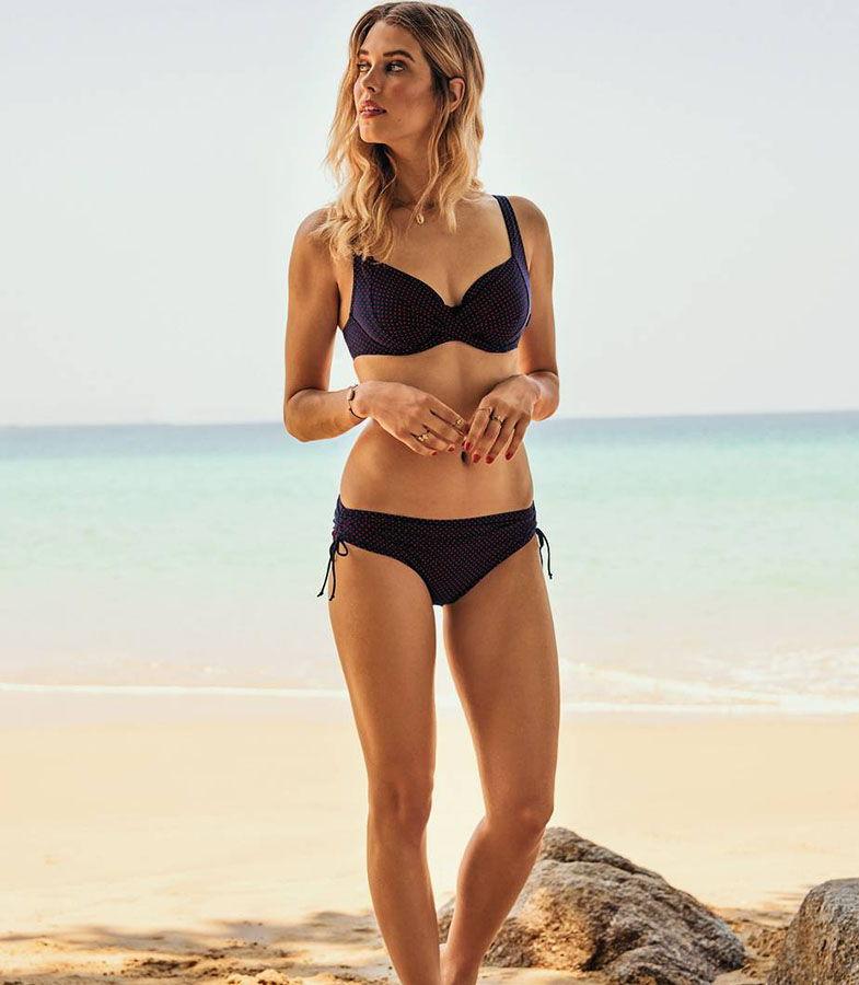 Anita Rosa faia Casual Bottom bikini alsó