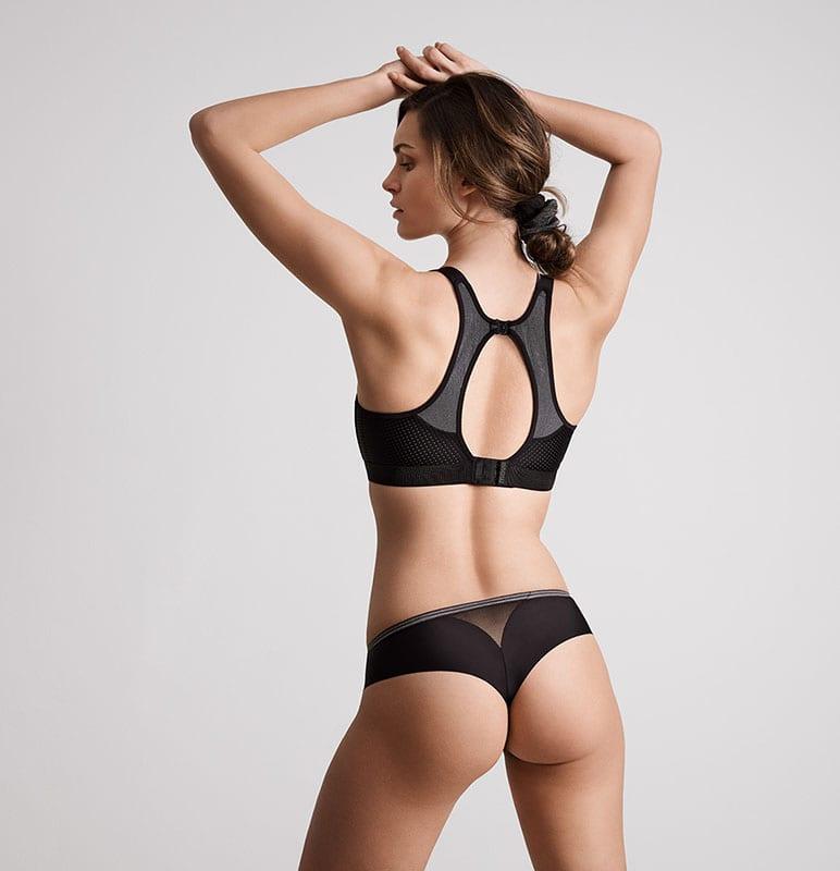 Conturelle Move basics Stringpant sportbugyi, sport tanga