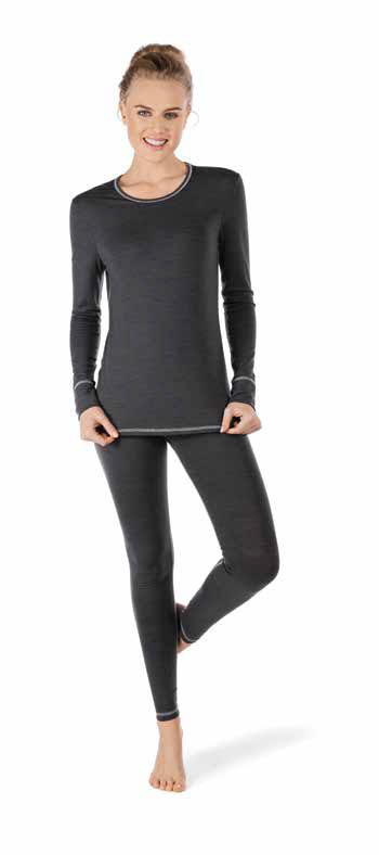 Skiny Active Wool Women Női felső4589